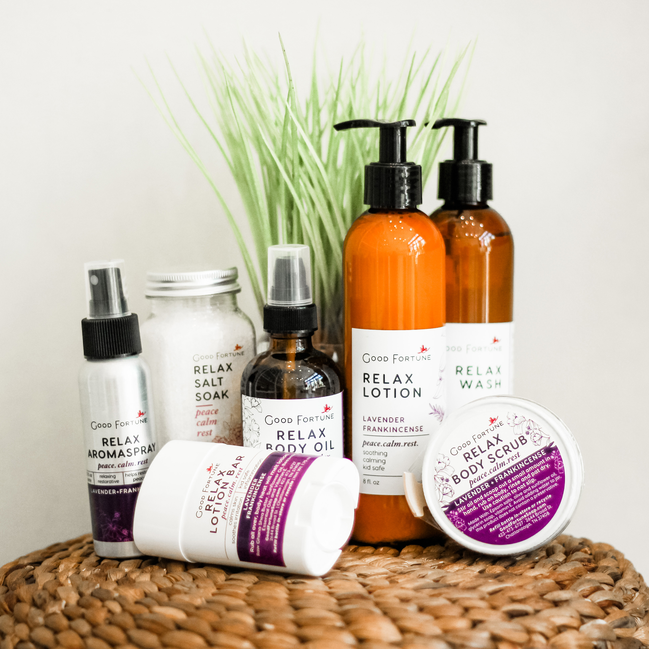 Relax Body Care Line