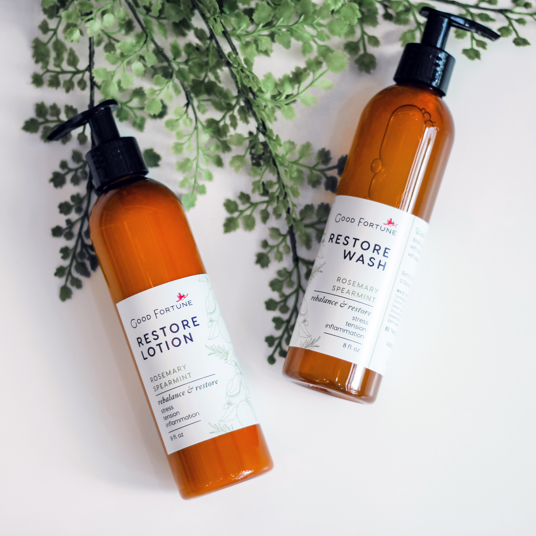 Restore Lotion & Wash